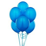 Navy blue Latex Balloons (10)