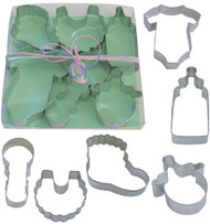 Baby Cookie Cutter set (6)