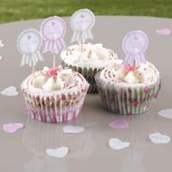 Frills & Spills - Cup Cake Picks (20)