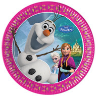 Frozen Olaf Small Plates (8)