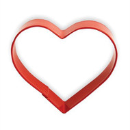 Red Heart Cookie Cutter