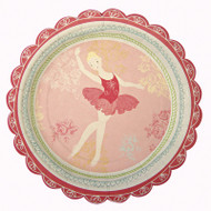 Ballet Dancer Party Plates (8)