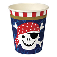 Ahoy Merry Pirate Cups (8)