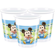 Disney Baby Mickey Cups (8)