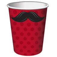 Moustache Madness Cups (8)