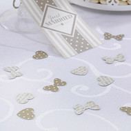 Chic Boutique Ivory and Gold Confetti (14g)