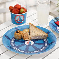 Ahoy There Party Plate (8)