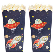 Space Party Popcorn Boxes (8)