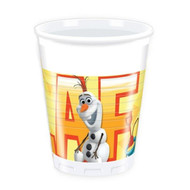 Disney Frozen Olaf Summer Cups (8)