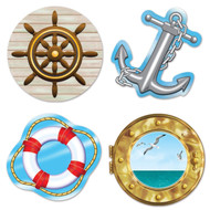 Nautical Cutouts (4)