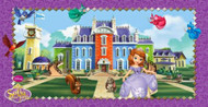 Sofia The First Scene Setter Wall Decoration