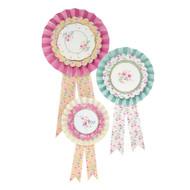 Pony Rosette Decorations