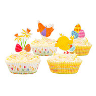 The Great Egg Hunt Easter Cake Cases (40)