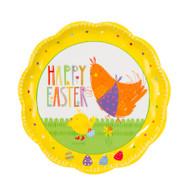 The Great Egg Hunt Easter Plates (12)