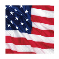 USA Flying Colours Luncheon Napkins (16)