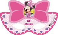 Minnie Mouse Paper Masks (6)