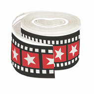 Hollywood Lights Crepe Streamer (9m)