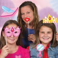 Princess Photo Booth Prop Kit