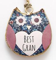 Priscilla Mini Best Gran Hanging Owl