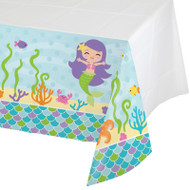 Mermaid Friends Party Tablecover