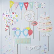 Pick and Mix Photo Booth Props (10)