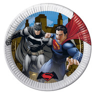 Batman vs Superman Plates (8)