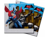 Batman vs Superman Napkins (20)