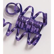 Purple Holographic Streamer (3.8m)