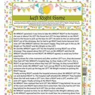 Baby Shower Left & Right Game (1)