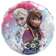 Frozen Holographic Foil Balloon (18in)