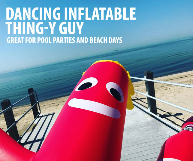 Inflatable Guy