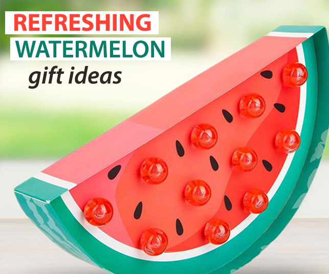 Refreshing Watermelon