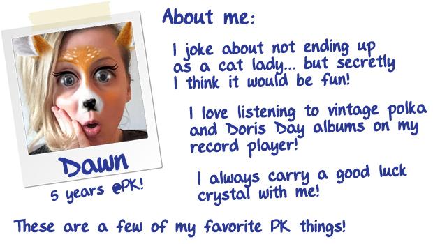 Dawn's Favorite Things!