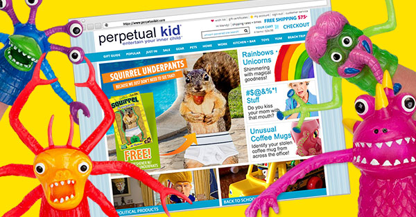 Perpetual Kid Coupon