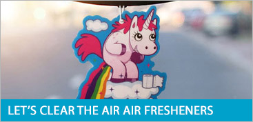 FUNNY AIR FRESHENERS