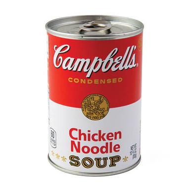 CAMPBELL'S® CHICKEN NOODLE SOUP SECRET STASH CAN