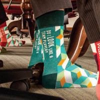 GREAT SOCKS FOR THE OFFICE!