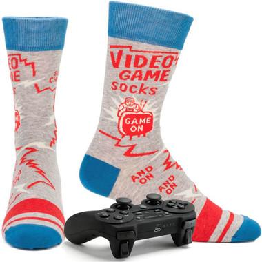 VIDEO GAME MEN'S SOCKS