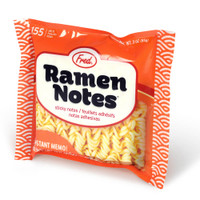 RAMEN NOODLES STICKY NOTES
