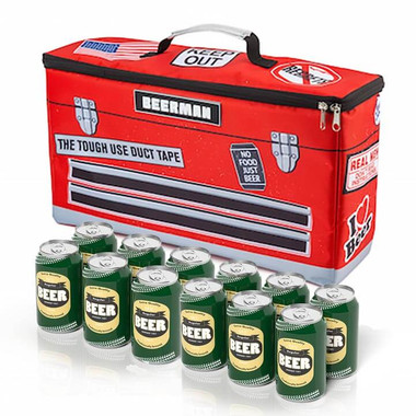 Handyman Toolbox Beverage Cooler In Fun Beer Lover Gifts