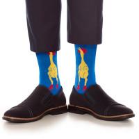 Rubber Chicken Socks
