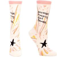 Motherf*cking Girl Power Socks