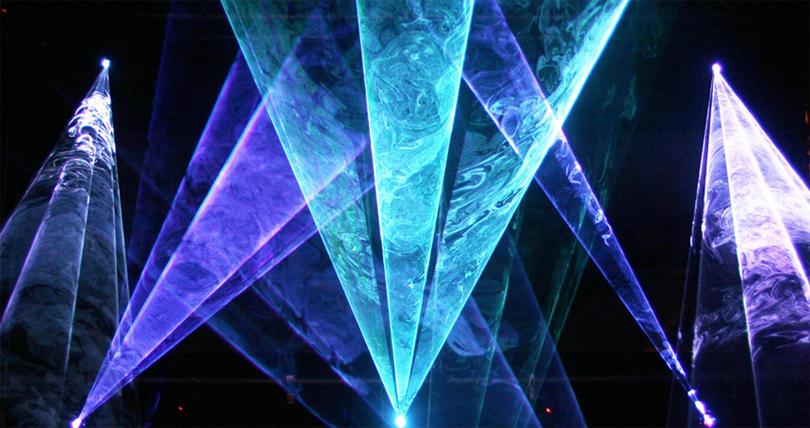 Nightclub lighting laser projectors dj equipment - Licht nightclub ...