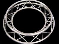 "Global Truss F33 12"" Triangular Circle Construct / 19.68' (6.0m)"
