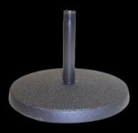 "CAD 4"" Matte Black Microphone Desk Stand"