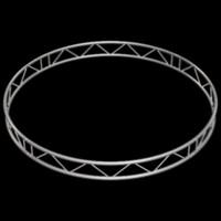 "Global Truss 12"" I Beam Vertical / Horizontal Circle / 6.56ft. (2.0m)"