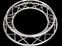 "Global Truss F33 12"" Triangular Circle Construct / 9.84' (3.0m)"