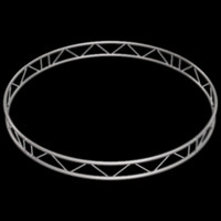 "Global Truss 12"" I Beam Vertical / Horizontal Circle / 9.84ft. (3.0m)"