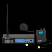 Airwave AT-EAR-1001-PRO Wireless In-ear Monitoring System