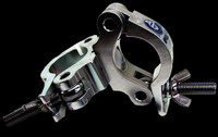 "Global Truss Aluminum 2"" Jr Swivel Truss Clamp"